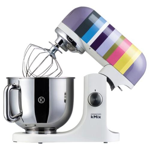 Foto Produk Kenwood KMX80 Multicolour Stripes Stand Mixer dari Elektronik Online18