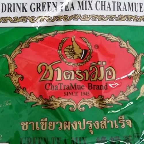 Foto Produk THAI GREEN TEA ADA BPOM dari sukses green world
