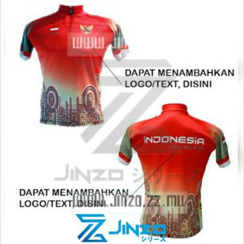 Foto Produk Jersey Sepeda Custom Nama Tim dari Jinzo Series