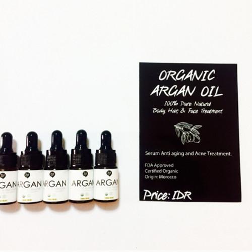 Foto Produk Organic Argan Oil dari Biotalk