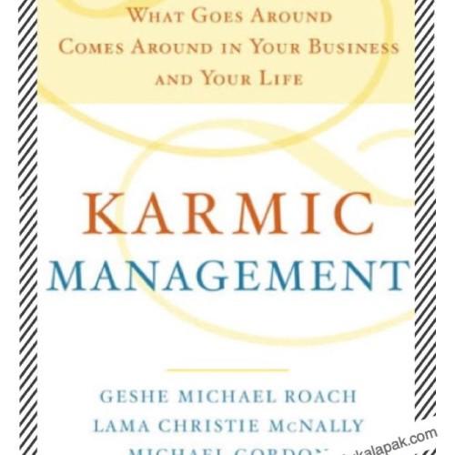 Foto Produk Karmic Management - Book by Geshe Michael Roach dari Diamond Wisdom Indonesia
