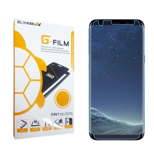 Foto Produk Gobukee TPU Screen Protector Galaxy S8/S8+ Plus + Garansi Free Replace - Galaxy SB Plus dari unomax