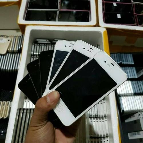 Foto Produk Iphone 4S 64GB Mulus Murah Meriah Fullset dari KBBS SHOP