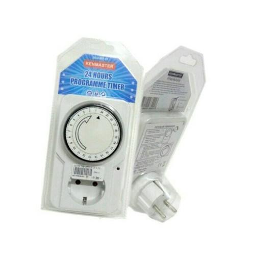 Foto Produk Stop kontak Timer Listrik Manual dari JJink