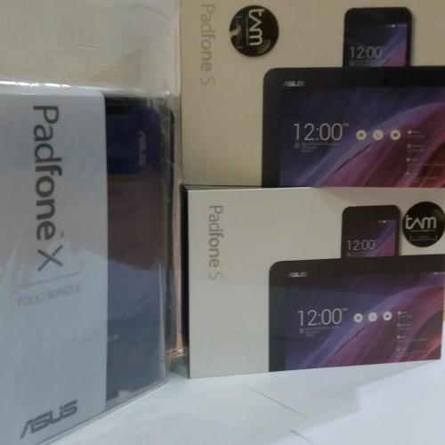 Foto Produk CUCI GUDANG TABLET & HP - Asus Padfone S & dock 4G LTE - PF500KL- dari Sari Harum