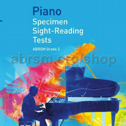 Foto Produk ABRSM Piano Specimen Sight Reading Tests Grade 3 dari WoodenBox