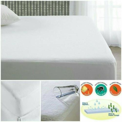 Foto Produk Bed Protector Premium (WaterProof) / Duvet uk.100 dari De'Shaind
