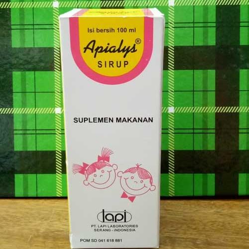 Foto Produk APIALYS SIRUP 100ML dari vitaminmurahcom