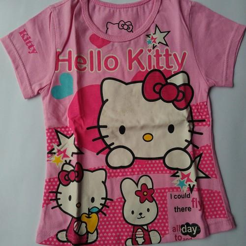 Foto Produk Kaos anak Hello Kitty dari Monggo Dibeli Babyshop