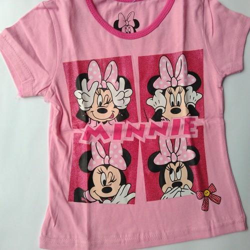 Foto Produk Kaos anak perempuan Mickey pink dari Monggo Dibeli Babyshop