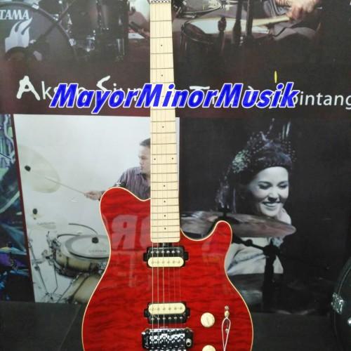 Foto Produk GITAR ELEKTRIK STERLING by MUSICMAN AX 4 dari Mayor Minor Musik