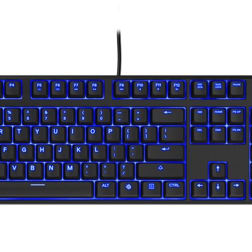 Foto Produk Keyboard Steelseries Apex M500 Mechanichal Red & Blue Cherry switch dari fonix gaming store