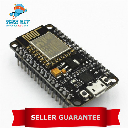 Foto Produk CP2102 NodeMcu Lua WIFI Development Board based on ESP8266 ESP-12E dari TOKO BEY