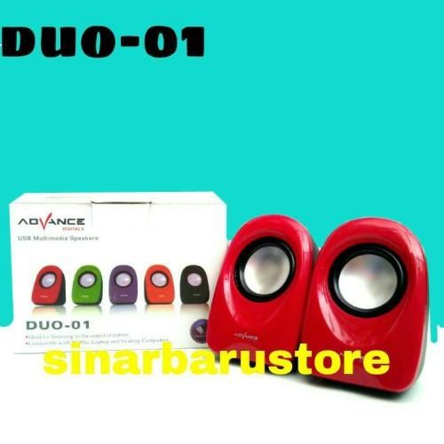 Foto Produk Speaker Komputer Advance Duo - 01 dari SinarBaruStore