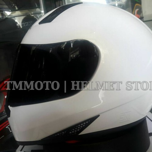 "Foto Produk KBC VK SOLID ""INCLUDE DARK/SMOKE VISOR"" dari TMMOTO DOT NET"