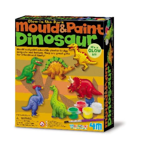 Foto Produk Mainan Edukasi 4M Mould & Paint Dinosaur Educational Toys dari bydesign cgi
