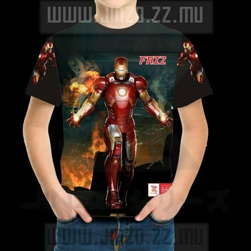 Foto Produk Kaos Anak Avengers 2 Iron Man dari Jinzo Series