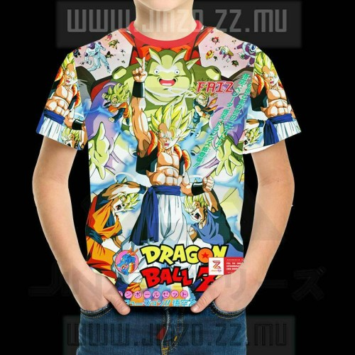 Foto Produk Kaos Anak Dragon Ball 1 dari Jinzo Series