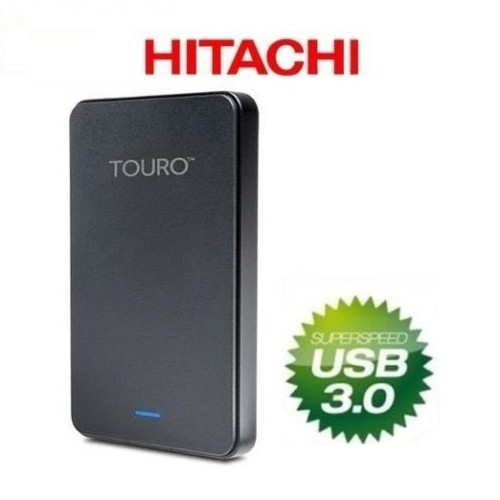 Foto Produk HITACHI - HGST TOURO MOBILE 500GB 2.5 USB3.0 - As dari Nls Shop