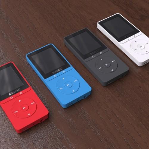 Foto Produk ORIGINAL RUIZU X20 Upgrade RUIZU X02 Memory 8GB MP3 Player - Hitam dari Hokky Dokky