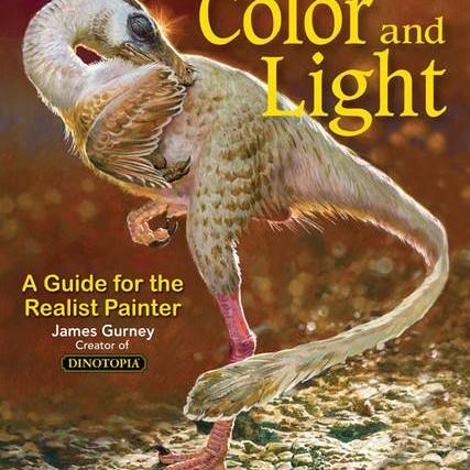 Foto Produk Color and Light - James Gurney (Tutorial Book) - Slow dari TOA Graphic Books