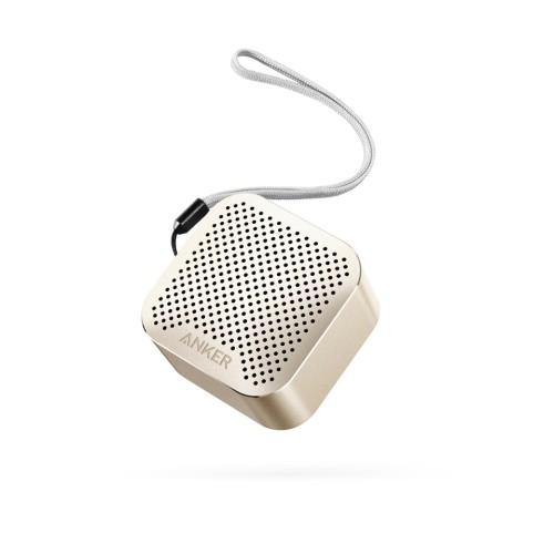 Foto Produk Anker SoundCore Nano Wireless Speaker [A31040B1] - Gold  dari manekistore