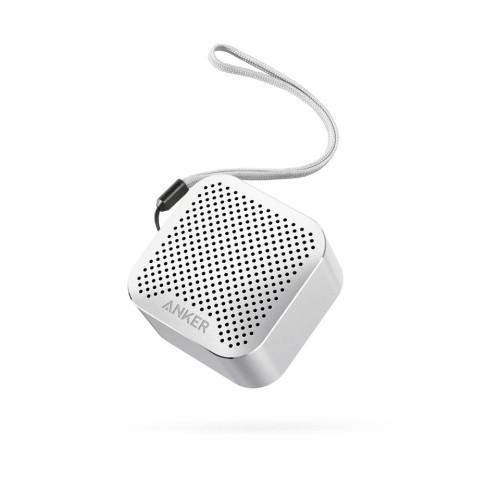Foto Produk Anker SoundCore Nano Wireless Speaker [A3104041] - Silver dari manekistore