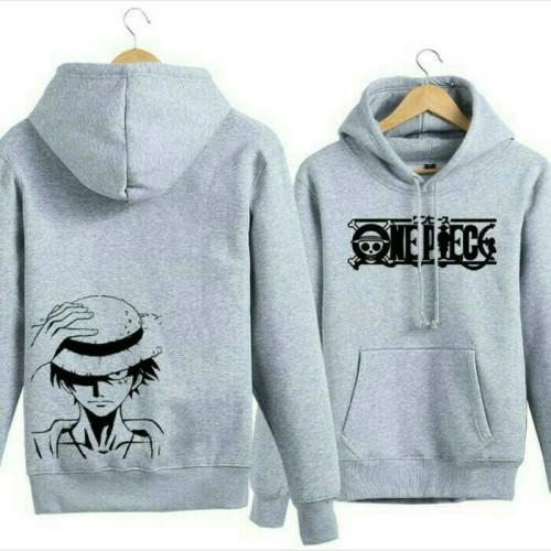 Foto Produk Hoodie/sweater/jaket ONE PIECE EDITION LUFFY dari KLAMBI BIGSIZE CLOTH