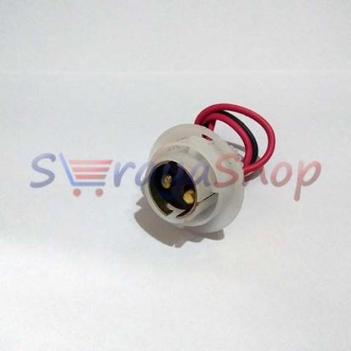 Foto Produk Soket Lampu Kota / Rem (BAY15D) Universal dari Seraya Shop