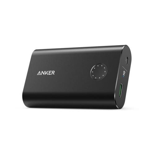 Foto Produk Anker PowerCore+ 10050 mAh Quick Charge 3.0 - Black [A1311H11] dari manekistore