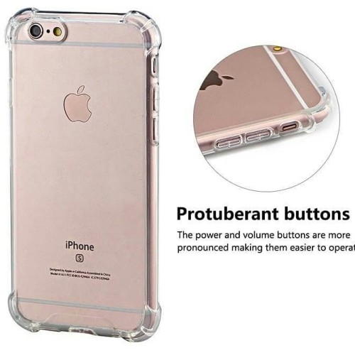 Foto Produk Anti Crack Case / Anti Shock Case - Apple iPhone 6 dari King & Queen Accessories