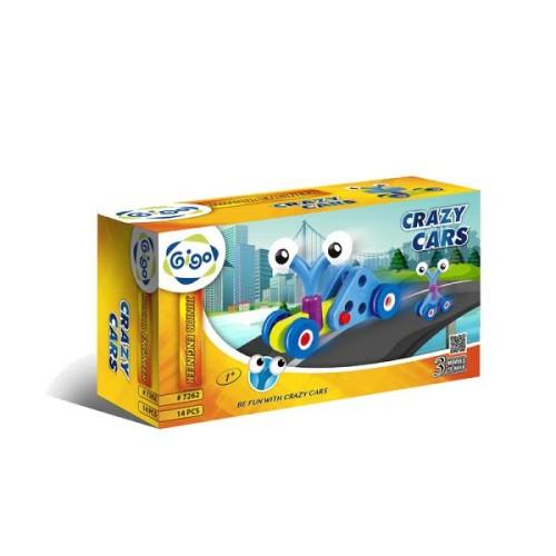 Foto Produk Gigo Crazy Cars Educational Toys 1+ dari Gigo Toys