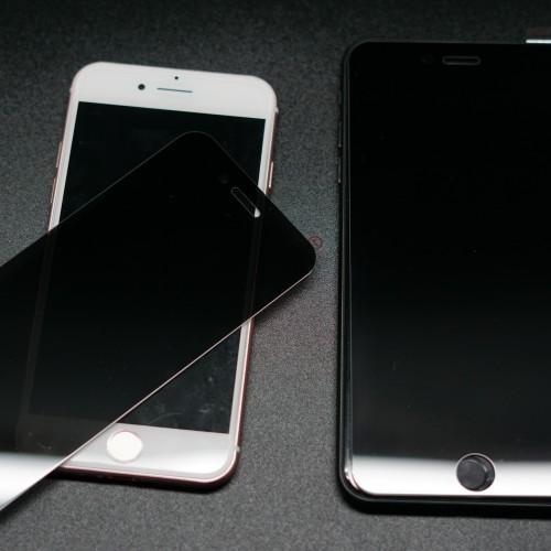 Foto Produk Tempered Glass Privacy Anti Spy iPhone 5s 6s 6s Plus X 7 7Plus 8 8Plus - iP 6 6s Plus dari Allforgadget