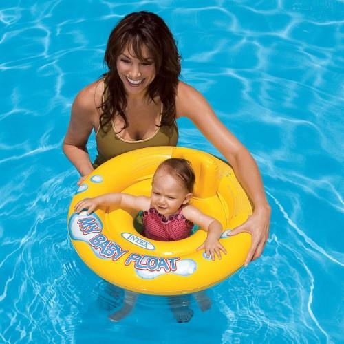 Foto Produk Pelampung Renang Bayi My Baby Float INTEX 59574 dari INTEX ONLINE