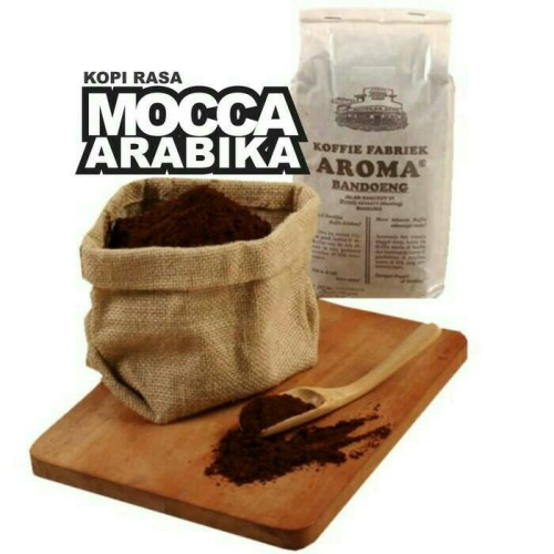 Foto Produk Kopi Aroma Mocca Arabika Bandung dari MELLY Boutique Online