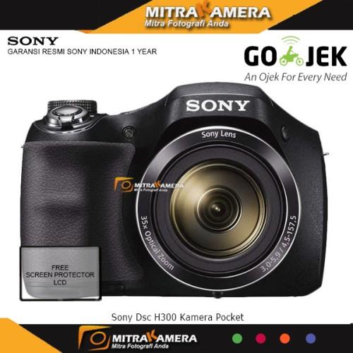 Foto Produk Sony Dsc H300 Kamera Pocket dari mitrakamera