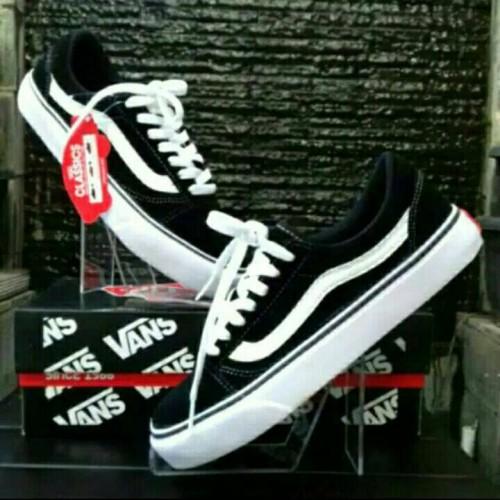Foto Produk Sepatu Vans Oldskool/Vans cowok/vans cewek/vans Premium original dari Azkaputra