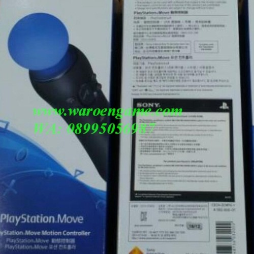 Foto Produk PS4 / PSVR Move Motion Neo Original Pack (Inc ORIGINAL Cable Charging) dari Waroengame