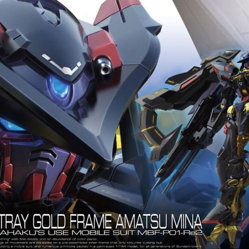 Foto Produk RG Astray Gold Frame Amatsu Mina dari Hobby Japan