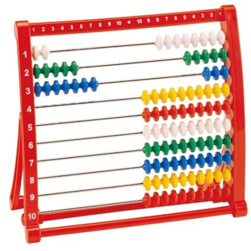 Foto Produk Gigo Number Grid Abacus Alat Peraga Matematika dari Gigo Toys