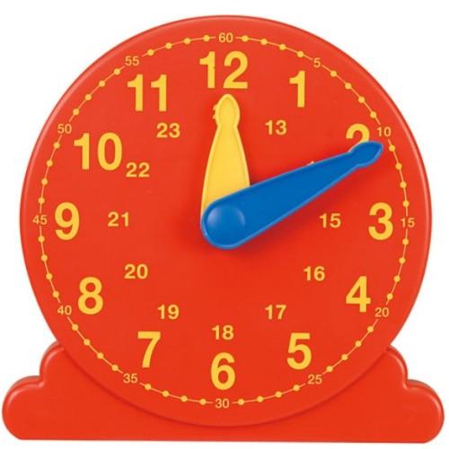 Foto Produk Gigo Student Clock Alat Peraga Matematika dari Gigo Toys