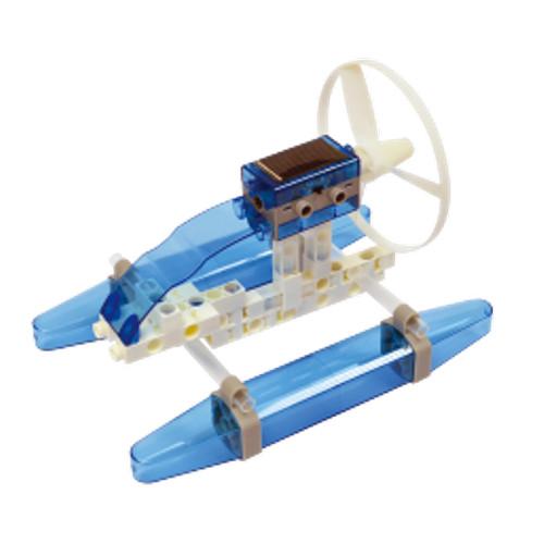 Foto Produk Gigo SOLAR CATAMARAN Mainan Sains STEM dari Gigo Toys