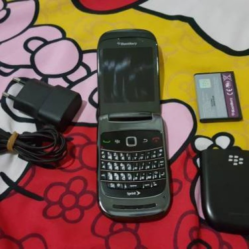 Foto Produk Blackberry Flip preloved (inject smart fren) dari Louis Online Store
