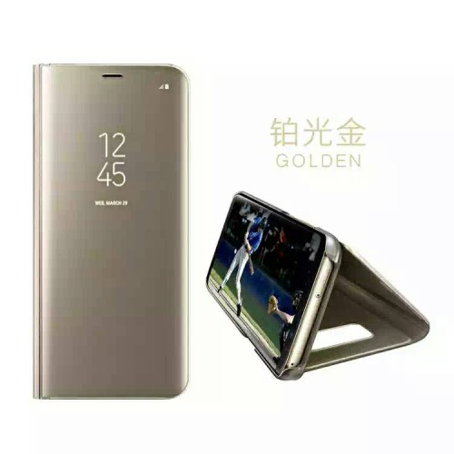 Foto Produk Clear view standing cover case Samsung galaxy Note 8 ( NO BRAND) dari importking