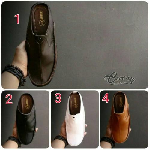 Foto Produk BEST SELLER TERLARIS Sepatu bustong kulit asli tebal anti air premium dari Sepatu Distro Bandung