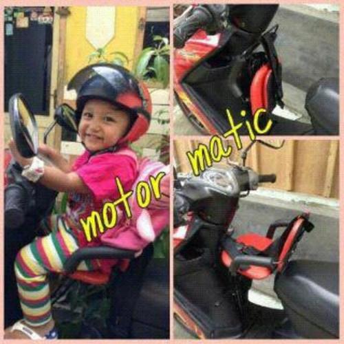Foto Produk kursi bonceng Anak dari Kitaro MotorShop