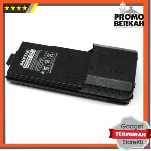 Foto Produk Baterai Ekstra UV5R / Baterai Tambahan HT Baofeng UV5RE 3800 mAh Extra dari Gadget StoreKu