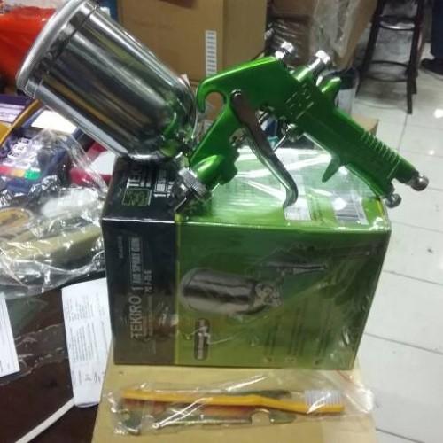 Foto Produk AIR SPRAY GUN TEKIRO F75 G TABUNG ATAS ALAT CAT SEMPROT TEKIRO F 75 G dari karya pratama abadi