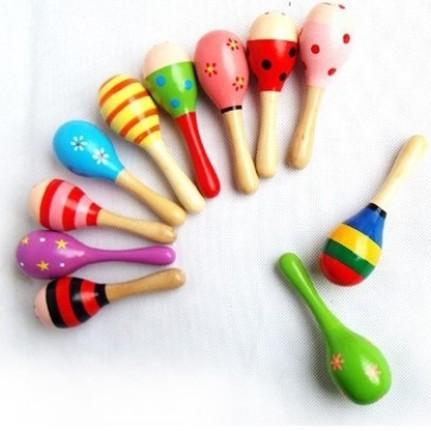 Foto Produk Mainan Bayi / Mainan Anak / Mainan Bunyi Tangan dari Zen Baby