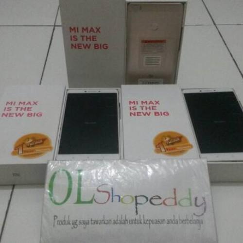 Foto Produk Hp Xiaomi Mi Max 4G/LTE BIG Screen Super Slim (RAM 3GB+ROM 32GB) dari OLshopeddy